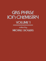 Gas Phase Ion Chemistry: Volume 1