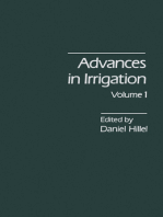 Advances in Irrigation