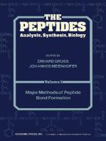 Major Methods of Peptide Bond Formation
