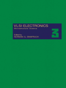 VLSI Electronics: Microstructure Science