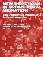 New Directions in Urban–Rural Migration