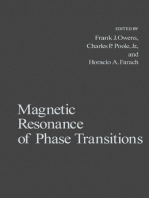 Magnetic Resonance of Phase Transitions