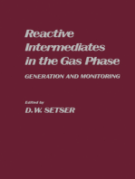 Reactive Intermediates in the Gas Phase