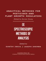 Spectroscopic Methods of Analysis