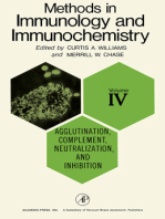 Agglutination, Complement, Neutralization, and Inhibition