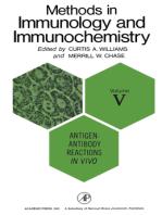 Antigen-Antibody Reactions In Vivo