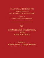 Principles, Statistics, and Applications