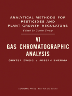 Gas Chromatographic Analysis