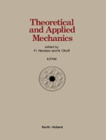 Theoretical and Applied Mechanics