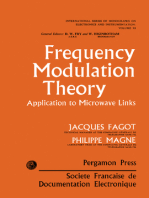 Frequency Modulation Theory: Application to Microwave Links