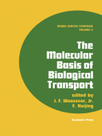 The Molecular Basis of Biological Transport