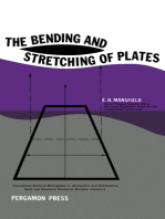 The Bending and Stretching of Plates: International Series of Monographs on Aeronautics and Astronautics: Solid and Structural Mechanics, Vol. 6