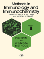 Physical and Chemical Methods: Methods in Immunology and Immunochemistry, Vol. 2