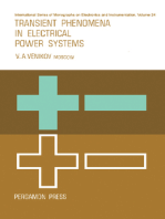 Transient Phenomena in Electrical Power Systems: International Series of Monographs on Electronics and Instrumentation, Vol. 24