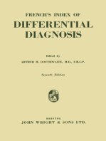 French's Index of Differential Diagnosis