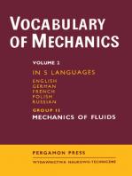Group 15. Mechanics of Fluids
