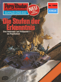 """Perry Rhodan 1004: Die Stufen der Erkenntnis: Perry Rhodan-Zyklus """"Die kosmische Hanse"""""""