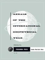 Geographical Distribution of the International Geophysical Year Stations: Annals of The International Geophysical Year, Vol. 8