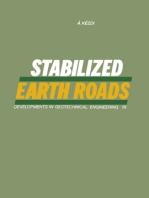 Stabilized Earth Roads