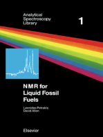 NMR for Liquid Fossil Fuels