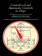 Centralized and Automatic Controls in Ships