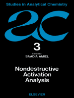 Nondestructive Activation Analysis