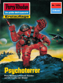 "Perry Rhodan 1454: Psychoterror: Perry Rhodan-Zyklus ""Die Cantaro"""