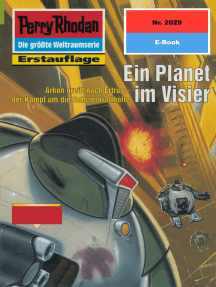 "Perry Rhodan 2029: Ein Planet im Visier: Perry Rhodan-Zyklus ""Die Solare Residenz"""