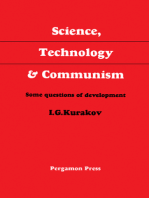 Science, Technology and Communism