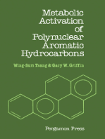 Metabolic Activation of Polynuclear Aromatic Hydrocarbons