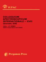 Colloquium Spectroscopicum Internationale