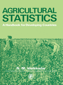 Agricultural Statistics: A Handbook for Developing Countries