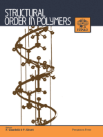 Structural Order in Polymers