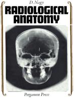 Radiological Anatomy