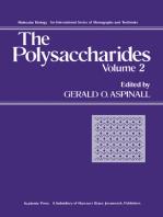 The Polysaccharides