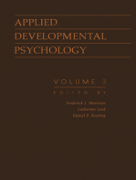 Psychological Development in Infancy