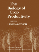 The Biology of Crop Productivity