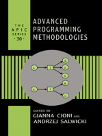 Advanced Programming Methodologies
