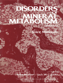 Disorders of Mineral Metabolism: Trace Minerals