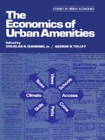 The Economics of Urban Amenities