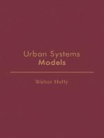 Urban Systems Models