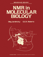 NMR in Molecular Biology