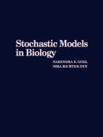 Stochastic Models in Biology