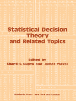 Statistical Decision Theory and Related Topics