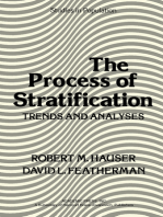 The Process of Stratification