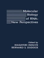 Molecular Biology of RNA