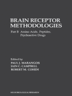 Brain Receptor Methodologies: Amino Acids. Peptides. Psychoactive Drugs