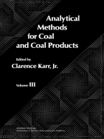 Analytical Methods for Coal and Coal Products