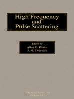 High Frequency and Pulse Scattering
