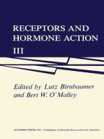 Receptors and Hormone Action
